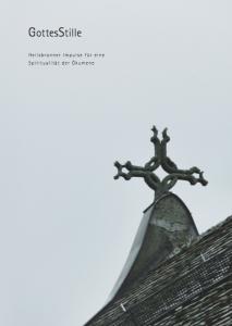 Cover des Buches GottesStille